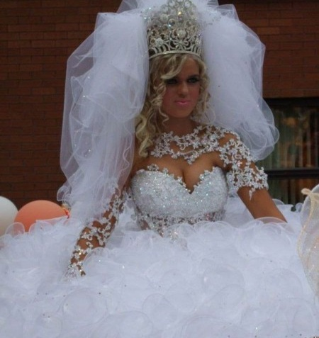 wedding dress the incredible shrinking bride page 2