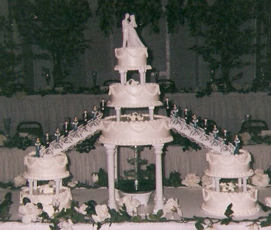 pictures of wedding cakes with stairs. Cakes with Stairs – Nothing